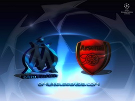 OM ARSENAL LIGUE DES CHAMPIONS